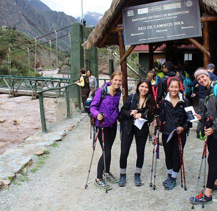 Inca Trail to Machu Picchu 4D / 3N