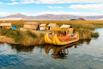 Tips Titicaca Lake