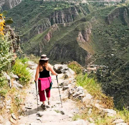 Colca Canyon Trek 3D / 2N
