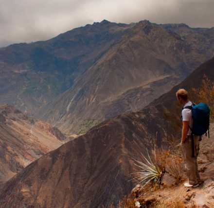 Colca Canyon Trek 2D / 1N