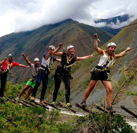 Inca Jungle Trail 4D / 3N