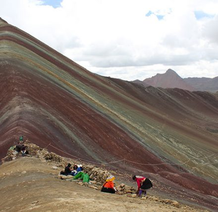 Rainbow Mountain Full Day