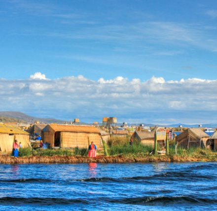 Tour Uros Floating Islands Half Day